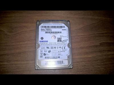 Varios  Disco Duro 250GB P\/ Notebook Netbook